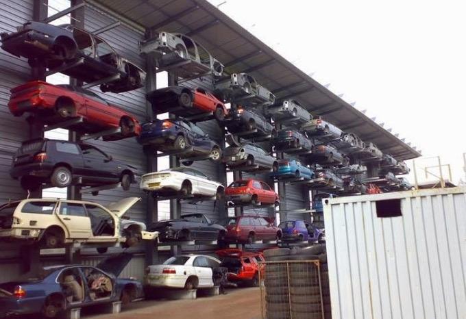 eksport af bil